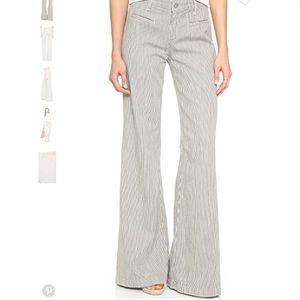 NEW AG The Lana Wide Leg Trouser Jeans 30